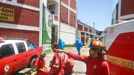 Trabajadores de embotelladora de gaseosas se intoxican por fuga de amoniaco