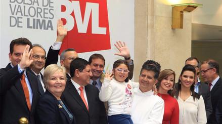 Teletón 2017 inició hoy con tradicional campanazo en la BVL