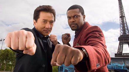 Jackie Chan confirma el regreso de 'Una pareja explosiva'