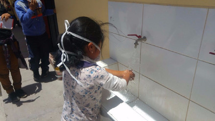 Usuarios de 11 distritos se quedarán sin agua en Arequipa