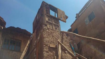 Balcón más antiguo de Perú y Sudamérica será recuperado en Cusco