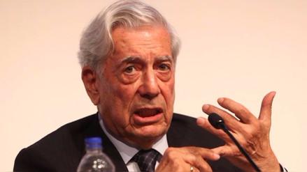 Mario Vargas Llosa recibirá premio en Rusia