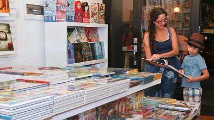 Vuelve la 'Noche de las librerías' en Miraflores