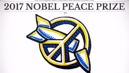 La Campaña Internacional para la Abolición de Armas Nucleares ganó el Nobel de la Paz 2017