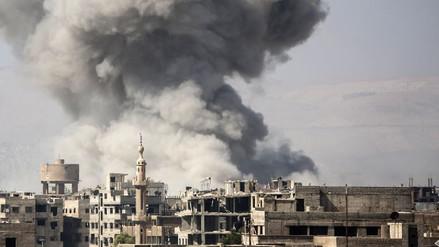 Al menos 27 muertos por bombardeos en Deir al Zur