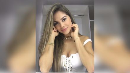 Instagram | Vanessa Jerí defiende a Pedro Gallese
