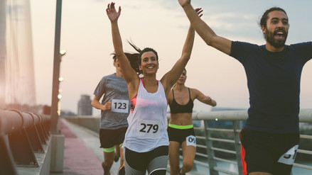 Correr, un 'estrés saludable' que mejora tu estado de ánimo
