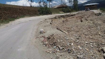 Cajamarca: Forado en carretera genera gran inseguridad en Chota
