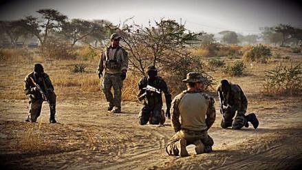 Cuatro soldados de Estados Unidos murieron tras emboscada en Níger