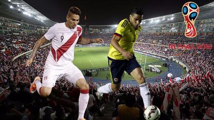 Perú enfrentará a Colombia buscando regresar a un Mundial por la puerta grande