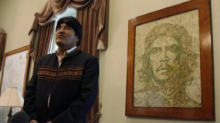 Evo Morales peregrinará hasta sitio de la muerte del Che Guevara