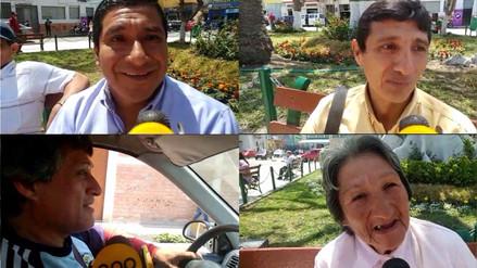 Chiclayanos felicitan a RPP por sus 54 años y seguirán fieles a su sintonía
