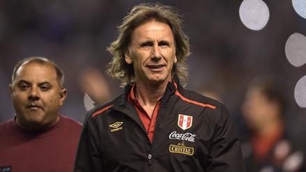 Edwin Oviedo confirmó en RPP que Ricardo Gareca dirigiría a Perú en Rusia 2018