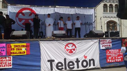 Chiclayanos en la Teletón: ¡Esta la Luchamos Juntos!