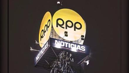 Peruanos saludan a RPP Noticias en sus 54 años al servicio del país