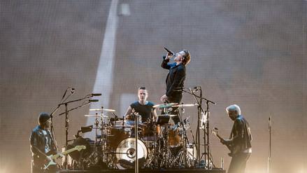 U2 realiza concierto en Colombia con homenaje a Gabriel García Márquez