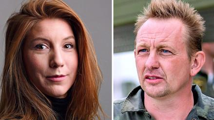 La policía danesa encontró la cabeza y piernas de la periodista Kim Wall