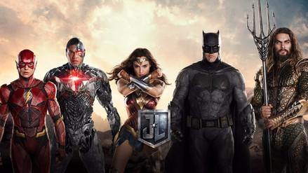 Superman regresa en el tráiler final de Justice League