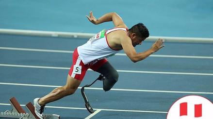 La historia del mayor del Ejército que destaca como atleta paralímpico