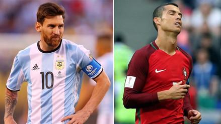 Rusia 2018 podría quedarse sin Lionel Messi y Cristiano Ronaldo