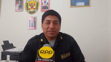Chiclayo: Policía adoptará medidas de seguridad por partido Perú - Colombia