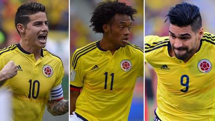 El posible 11 de Colombia ante Perú que buscará su clasificación a Rusia