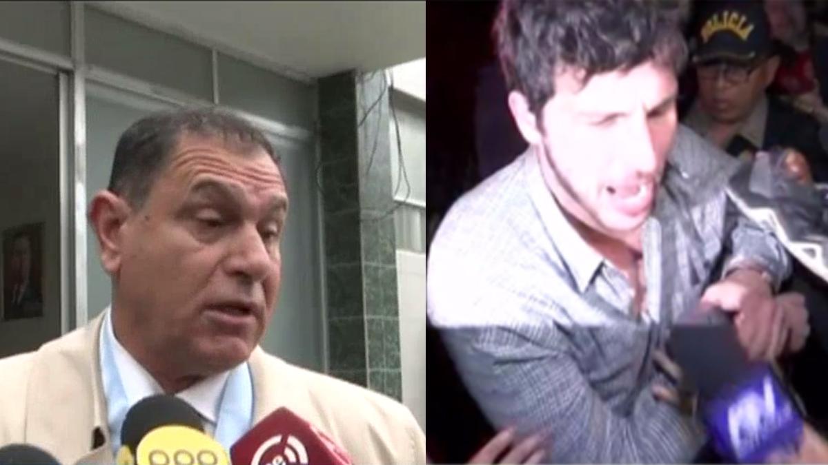 """Abogado de Martín Camino: """"No jaló a Micaela para matarla, sino para llevarla a su casa"""""""