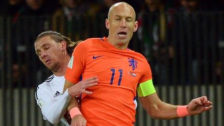 Holanda necesita un 7-0 histórico sobre Suecia para no bajarse del Mundial