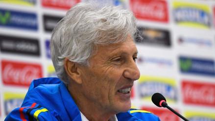 José Pékerman: