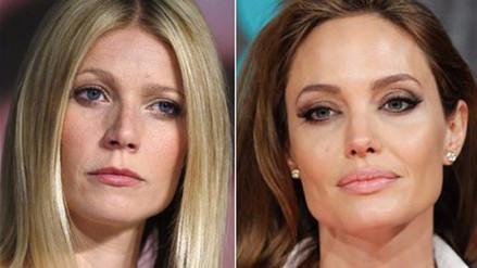 Gwyneth Paltrow y Angelina Jolie acusan a productor de acoso