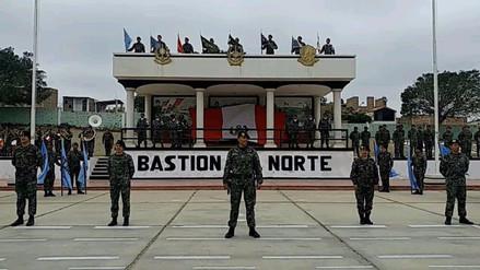 Séptima Brigada de Infantería de Lambayeque envió emotivo saludo a la selección