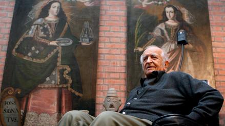 """Cueto: """"Gracias a De Szyszlo el Perú es un país más importante y más universal"""""""
