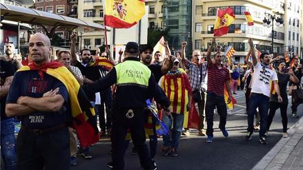 """Rajoy """"hará todo lo que sea necesario"""" para impedir la independencia de Cataluña"""