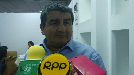 Humberto Acuña pide al Ejecutivo evaluar estado de emergencia en Tumán