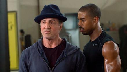 Sylvester Stallone confirmó que dirigirá 'Creed 2'