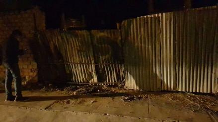 Por cuarta vez detonan explosivo en empresa de transportes de Huamachuco