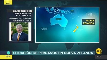 2 mil peruanos viven en Nueva Zelanda, afirmó embajador