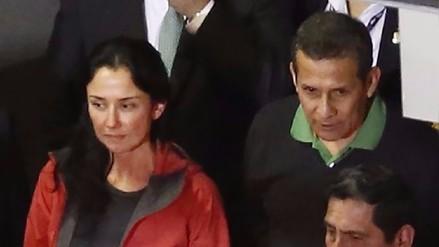 Dejan al voto apelación de excarcelación de Ollanta y Nadine