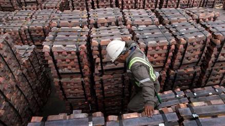 Exportaciones mineras superan los US$ 16,600 millones a agosto