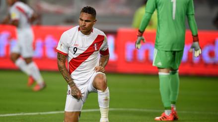 FIFA no le dio a Paolo Guerrero el gol de tiro libre indirecto ante Colombia