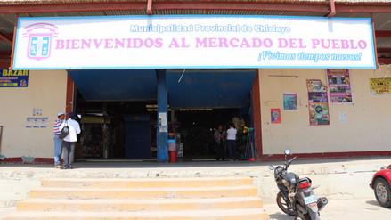 Más de cien puestos disponibles en el Mercado del Pueblo de Chiclayo