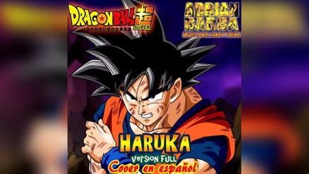 YouTube | Adrián Barba estrena noveno ending de Dragon Ball Super