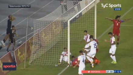Gol fantasma sirvió para que Panamá llegue a su primer Mundial