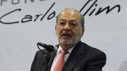 Carlos Slim donó $106 millones para la reconstrucción de México