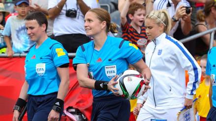 Suiza Esther Staubli, primera mujer que arbitrará en el Mundial Sub 17