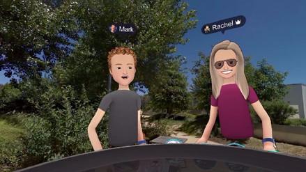 Polémico tour virtual de Zuckerberg por Puerto Rico