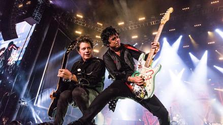 Concierto de Green Day será en el Estadio San Marcos