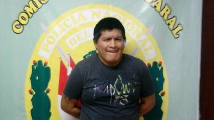 Huaral: sujeto asesinó a su abuela por no darle dinero