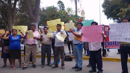 Transportistas de Piura denuncian hostigamiento por parte de comuna