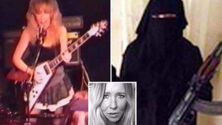 Murió en un bombardeo 'Viuda Blanca', la británica que se unió a ISIS